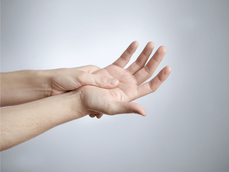 Hand Pain: Causes and Cure