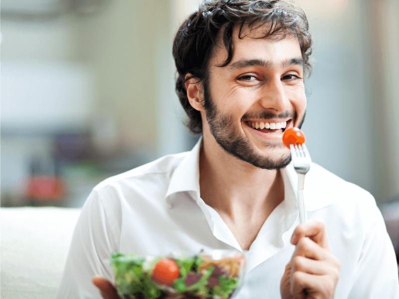 A List Of Men's Healthy Foods To Eat Everyday