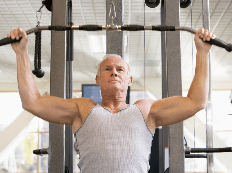Best Workout Plans For Men Aged 40 Or Above