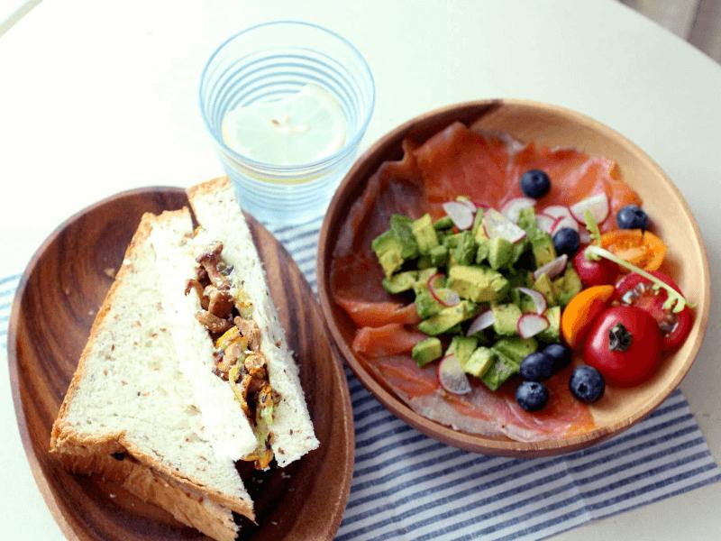 Adopt Healthier Eating Habits