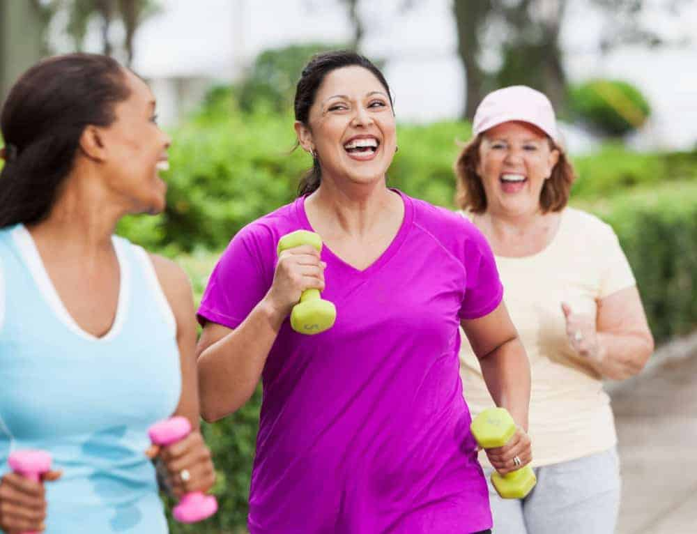 Fitness Goals Trends for Women